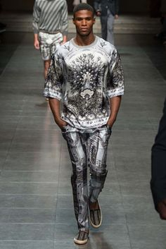 Dolce & Gabbana #SS16 #menswear #fashion #collection #DolceGabbana #MMFW #FashionWeek