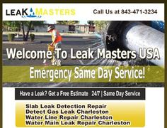 We use latest technology for water leak detection like sewer cameras, nitrogen being pumped in the pipe and high quality headphones used to detect the sound that has the maximum pitch to find out about the affected area. We makes sure that in case there is a leakage problem that you are facing then we don't have to jack hammer your entire floor to find out the leak. Our services include using latest technology and equipments to find out the leak in no time.
