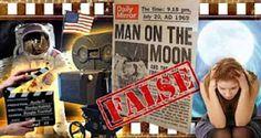 Conspiracy Feeds: Σεληνιακή επιρροή, εξωγήινες βάσεις, απάτη άφιξης ...