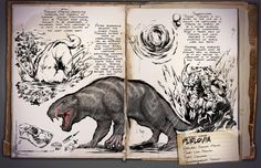ARK: Survival Evolved — New dossier release, this time for the Purlovia!