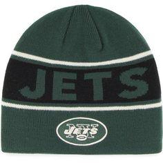 NFL New York Jets Mass Bonneville Cap - Fan Favorite, Green