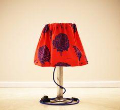 Lampada in ferro con paralume destrutturato  by Tweak design sale for 120 euro