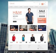 I want it! What about you?   Casual Clothes Store PrestaShop Theme CLICK HERE!  http://cattemplate.com/template/?go=2qDHOT3  #templates #graphicoftheday #websitedesign #websitedesigner #webdevelopment #responsive #graphicdesign #graphics #websites #materialdesign #template #cattemplate #shoptemplates