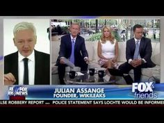 Julian Assange Fox & Friends FULL Interview (corruption goes all the way to the top) - http://www.therussophile.org/julian-assange-fox-friends-full-interview-corruption-goes-all-the-way-to-the-top.html/