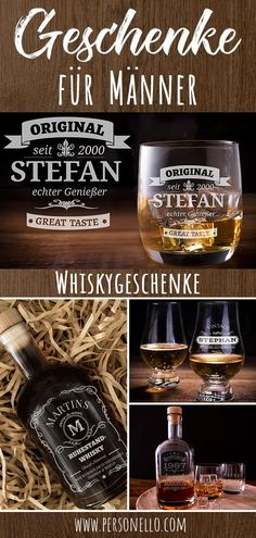 Personal gift Gifts for men – design whiskey gifts with the name of the recipient and personal engraving. Fancy gift idea for Father's Day for men. Unique Father's Day gift from – Personalized gifts for men :] Whiskey Gifts, Personalized Gifts For Men, Holiday Break, Men Design, Fathers Day Gifts, Gourmet Recipes, Whiskey Bottle, Presents, Etsy
