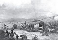 Overland Trails - Santa Fe Trail, September 1, 1821