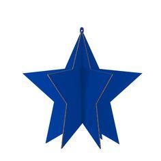 STELLA BASIC L A003409  #cardboard #christmas #star