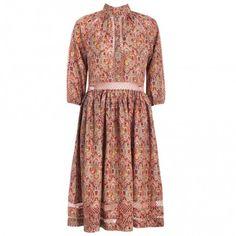 Sundown Zig Zag Dress - Dresses - Clothing - Swim & Resort