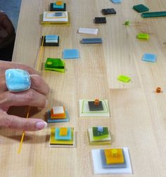 Brazee Street Studios: Design and Create Your Own Fused Glass Jewelry! Tuesday Night, Feb 15
