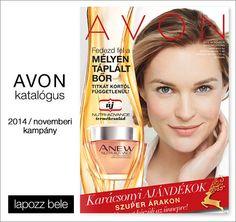 Avon, November, Marvel, Hair, Beauty, November Born, Beauty Illustration, Strengthen Hair