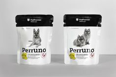 PetPremier Perruno on Packaging of the World - Creative Package Design Gallery Packaging Snack, Food Branding, Pet Peeves, Animal Projects, Works With Alexa, Dog Feeding, Pet Collars, Packaging Design Inspiration, Nutritious Meals