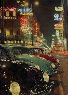 Classic VW beetles