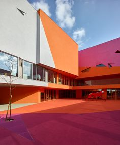 Gallery of 'Simone Veil' Group of Schools in Colombes / Dominique Coulon & associés - 18