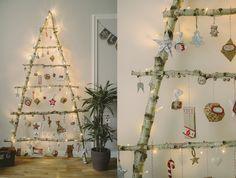Der Weihnachtsbaum-Adventskalender stellt jedes Zimmer in den schönsten Glanz.