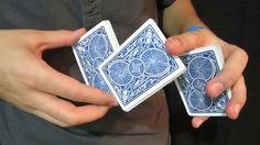 Best beginners Fancy False Cut REVEALED / Tutorial / Learn easy card flo...
