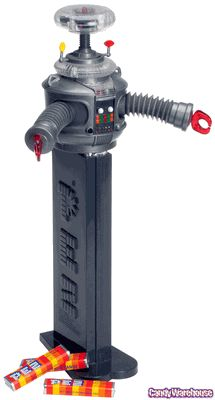Lost in Space Pez I must have this!