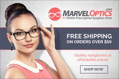 MarvelOptics  Free Shipping Over $59
