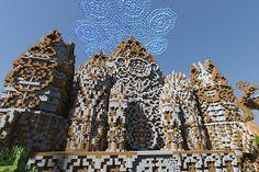 Castle Minecraft World Save