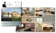 Real Estate Brochures Brochure Inspiration, Design Inspiration, Design Ideas, Real Estate Advertising, Real Estate Marketing, Layout Design, Print Design, Graphic Design, Mars Project