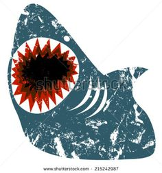 shark grunge