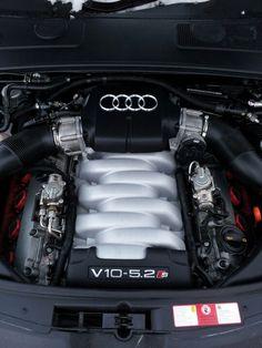 Audi S6 5.2 V10 #Audi #SantaMonicaAudi