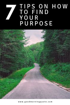 Are you trying to find your purpose in life? Well, you have come to the right place. Here we will reveal 7 inspiring tips on how to find your purpose and meaning in life. Be inspired!