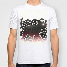 Prowl T-shirt by MAKE ME SOME ART - $18.00