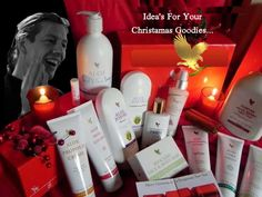 Christmas is coming and the Goose is getting Fat.....Some good idea's for your old Christmas Sack...... http://www.healeraloe.flp.com/