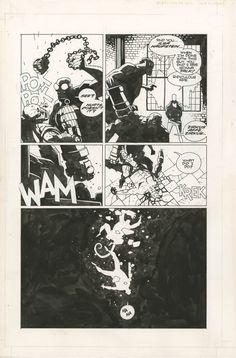 HELLBOY – WAKE THE DEVIL #2 PAGE 4