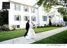 Historic Oakland Manor wedding