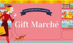 ロクシタンのおすすめギフト・プレゼント!人気ギフトランキング、価格帯別ラッピングセット、世界に一つのマイシア等をご覧頂けます。自然豊かなプロヴァンスのライフスタイルをお届けするコスメティックブランド|L'OCCITANE en provence