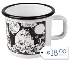 See the new exclusive Moomin enamel mug, only available at Moomin.com
