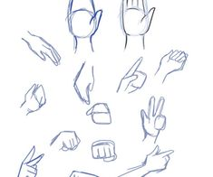 Manga Drawing Techniques There are many techniques to draw hands, but my favorite is the mitten technique. Start with a basic shape and the thumb, and then draw the fingers in. Drawing Anime Hands, Nose Drawing, Manga Drawing, How To Draw Anime Eyes, Draw Eyes, Cartoon Tutorial, Drawing Techniques, Drawing Tips, Drawing Sketches