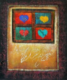 Chambers of the Broken Hearts Canvas Wall Art