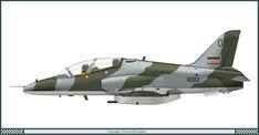 BAe Hawk Mk 52 - Kenian Air Force (1980)