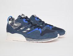 #adidas ZXZ 930 Navy #sneakers