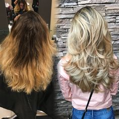 Balayage color correction from behind the chair articles for 50 shades of beauty salon albuquerque