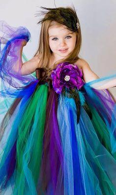 Rainbow attire