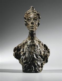 Artworks of Alberto Giacometti (Swiss, 1901 - Alberto Giacometti, Giovanni Giacometti, Auguste Rodin, Tate Gallery, Sculpture Clay, Metal Sculptures, Magazine Art, Art Market, Art Images