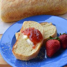 No-Knead English Muffin Bread - Allrecipes.com