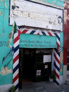 Los Especialistas Salon (Mérida, Mexico) by M1khaela, via Flickr