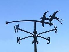 A wide selection of weather vanes and wind sculptures for domestic and public locations Wind Sculptures, Sculpture Art, It's Windy, Barn Swallow, Wind Direction, Lightning Rod, Weather Vanes, Contemporary Sculpture, Objet D'art