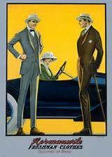 art deco mens fashion - Google Search | Art Deco / Poster ...