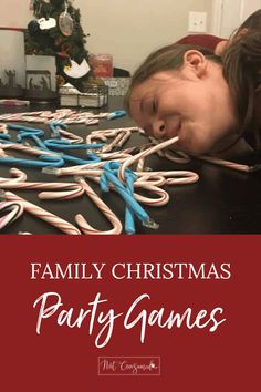 You'll love these holly jolly family Christmas party games! They are simple, frugal and most of all. a blast! Get ready to have some fun! Family Christmas Party Games, Xmas Games, Christmas Party Ideas For Teens, Family Party Games, Holiday Games, Kids Party Games, Christmas Fun, Indoor Party Games, Christmas Party Activities