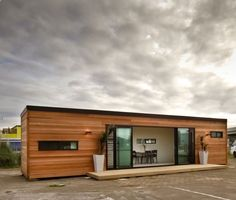 Container House - Shipping container office workshop. #containerhome #shippingcontainer Who Else Wants Simple Step-By-Step Plans To Design And Build A Container Home From Scratch?