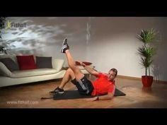 FITHALL.cz - Posilování břišních svalů s Martinem