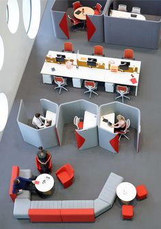 Office Decor Professional Interior Design is very important for your home. Whether you choose the Home Office Decor Inspiration or Corporate Office Interior Design, you will create the best Corporate Office Interior Design for your own life. Open Space Office, Office Space Design, Modern Office Design, Office Furniture Design, Workplace Design, Office Workspace, Office Interior Design, Office Interiors, Office Decor