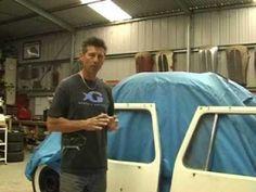 "Door Skin Repairs from Rust: ""The Correct Way"" - YouTube"