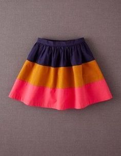 Baby Girl Dresses Diy, Cute Dresses, Girls Dresses, Girls Skirt Patterns, Frock Patterns, Little Girl Skirts, Skirts For Kids, Cute Fashion, Kids Fashion