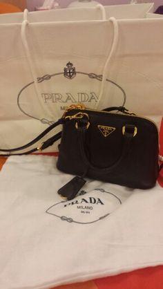 prada handbag collection - prada mini purse